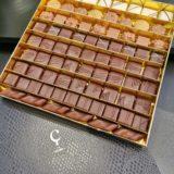Boite chocolat maison